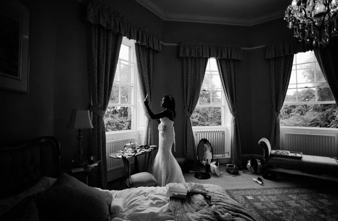 Ben & Amina's Middleton Lodge Wedding Photographers