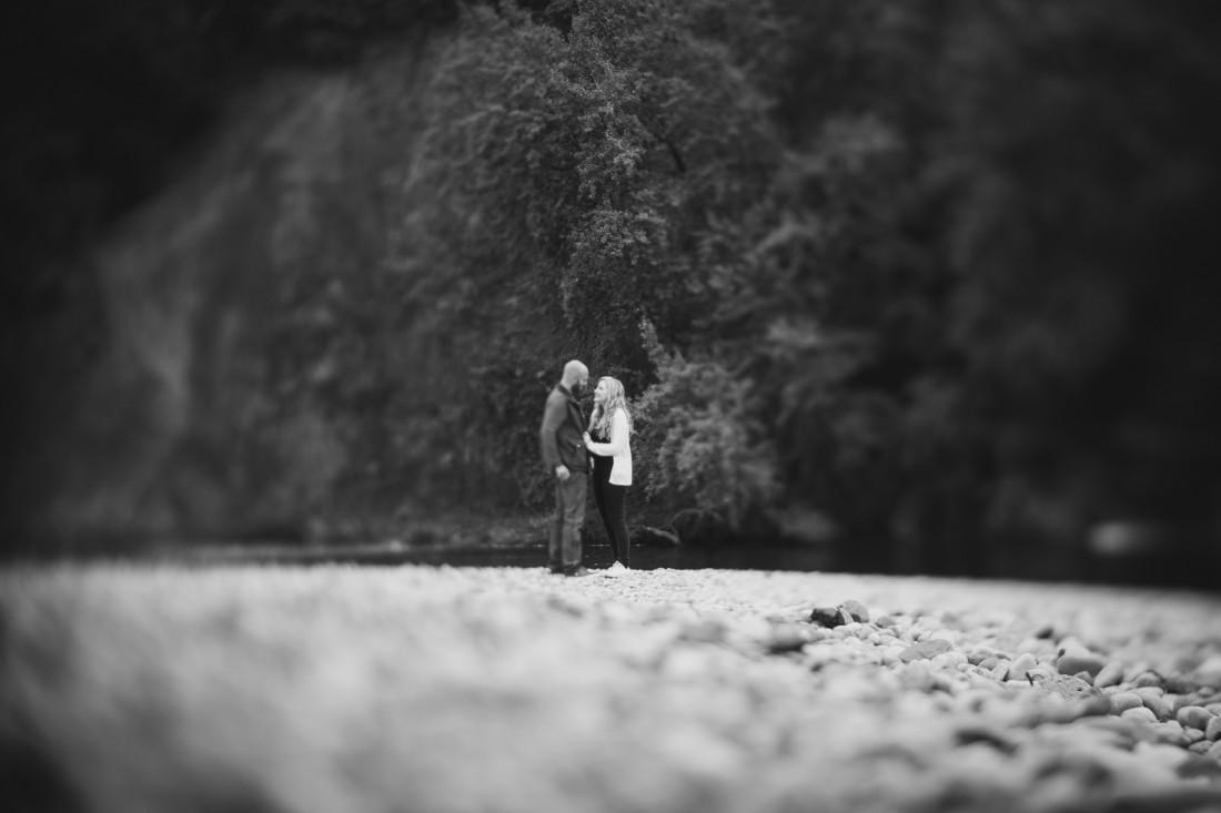 Danielle & Gavin's Bolton Abbey Engagement Photographers