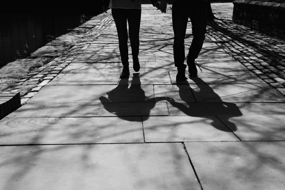 Sarah & Allan's Engagement Photographers Manchester