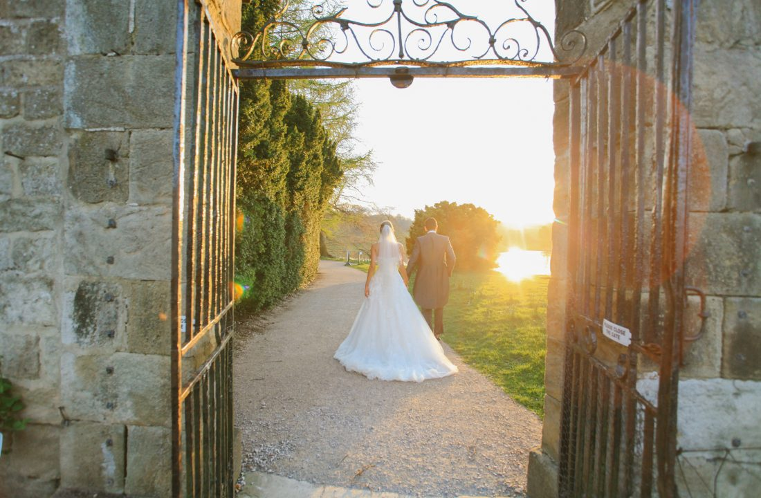 Caroline & Michael - Ripley Castle Wedding Photography