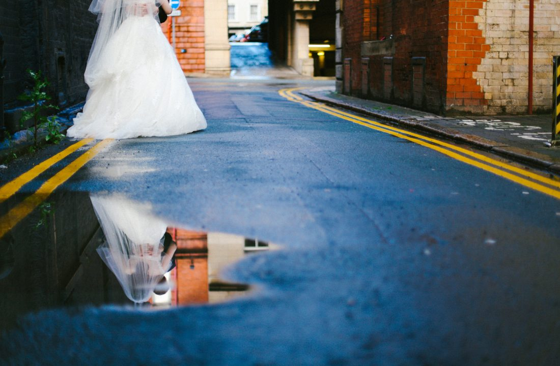 Louise & Dave - Met Hotel Leeds Wedding Photographers