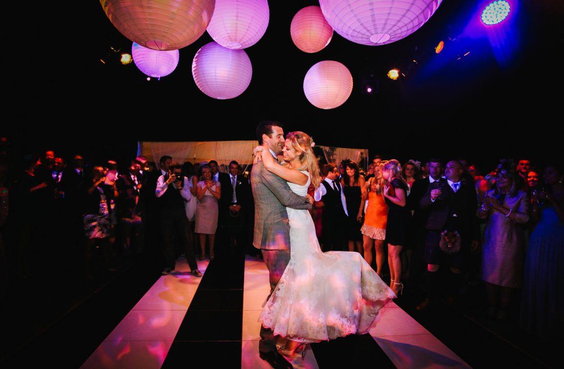 Jo & Sean - Marquee Wedding Photographers Cheshire