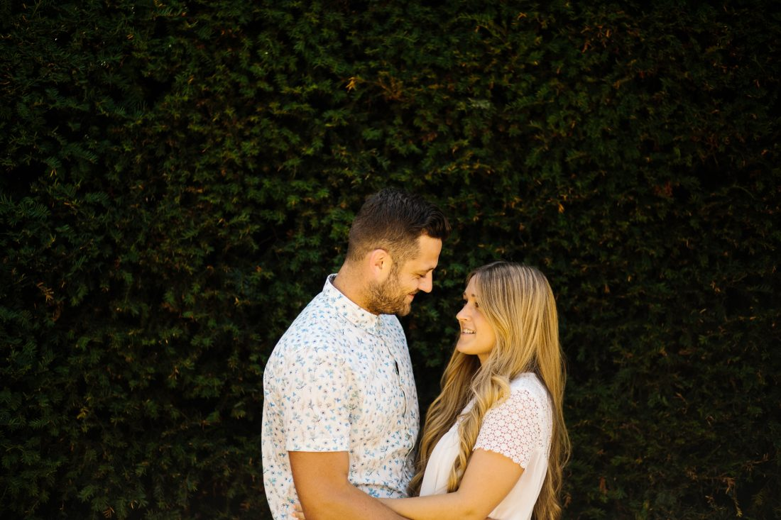 Charlotte & Josh - Yorkshire Engagement Shoot