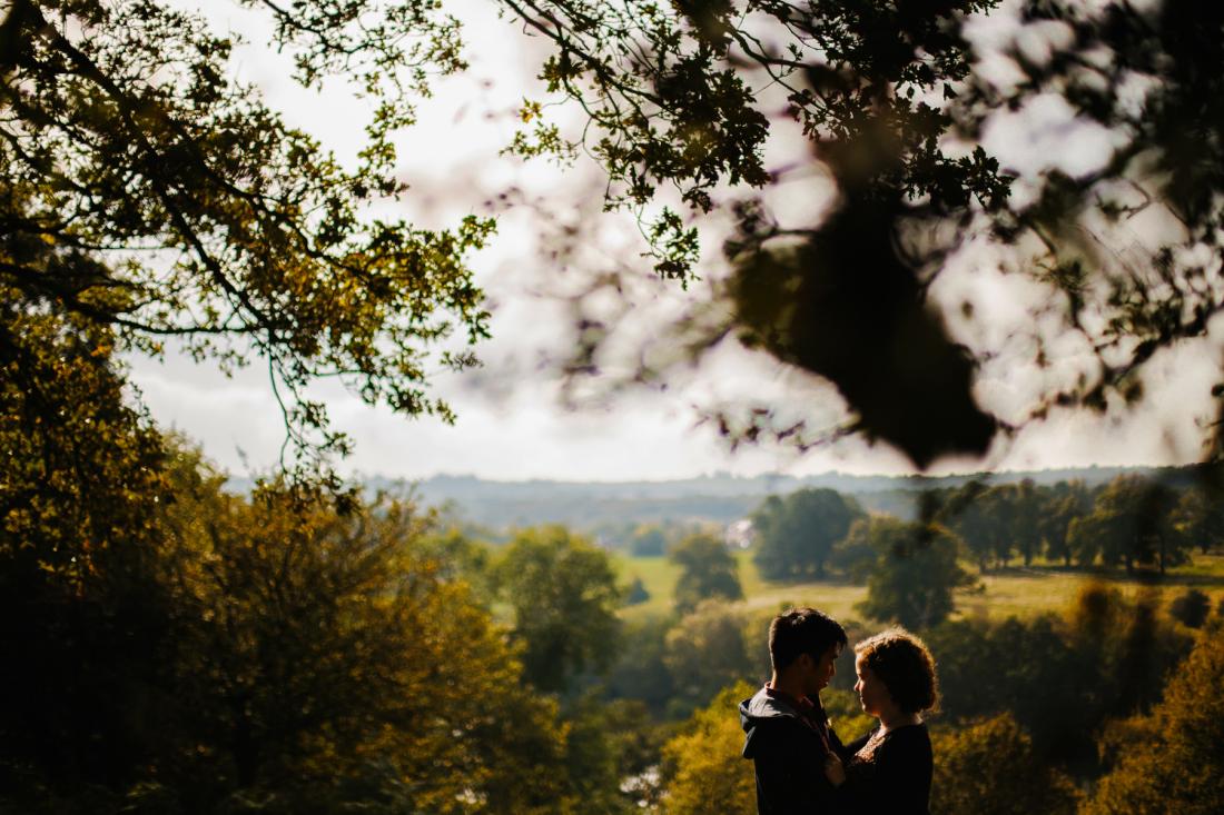 Claire & Derrick - Staunton Harold Engagement