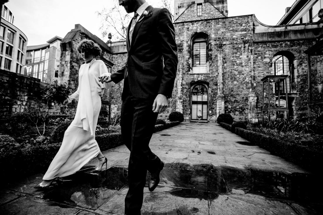 LUCY & RICHARD - London Wedding