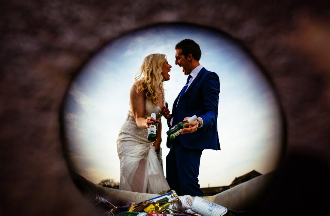 Katie & Nathan - Yorkshire Wedding