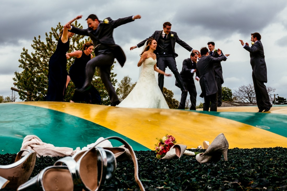 Emily & David - York Maze Wedding