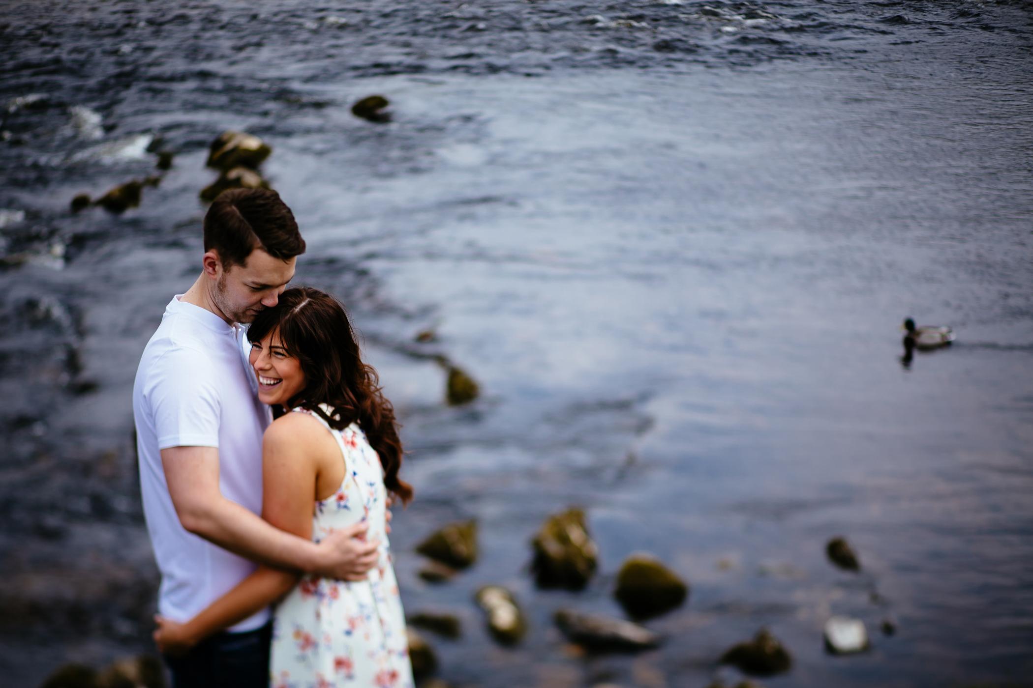 Jo & Josh - Bolton Abbey Engagement