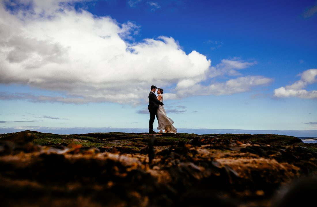 Charlotte & Mike - Scarborough Beach Wedding
