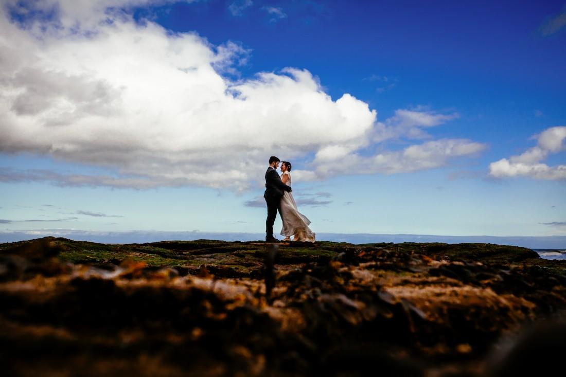 Charlotte & Mike - Scarborough Beach Wedding