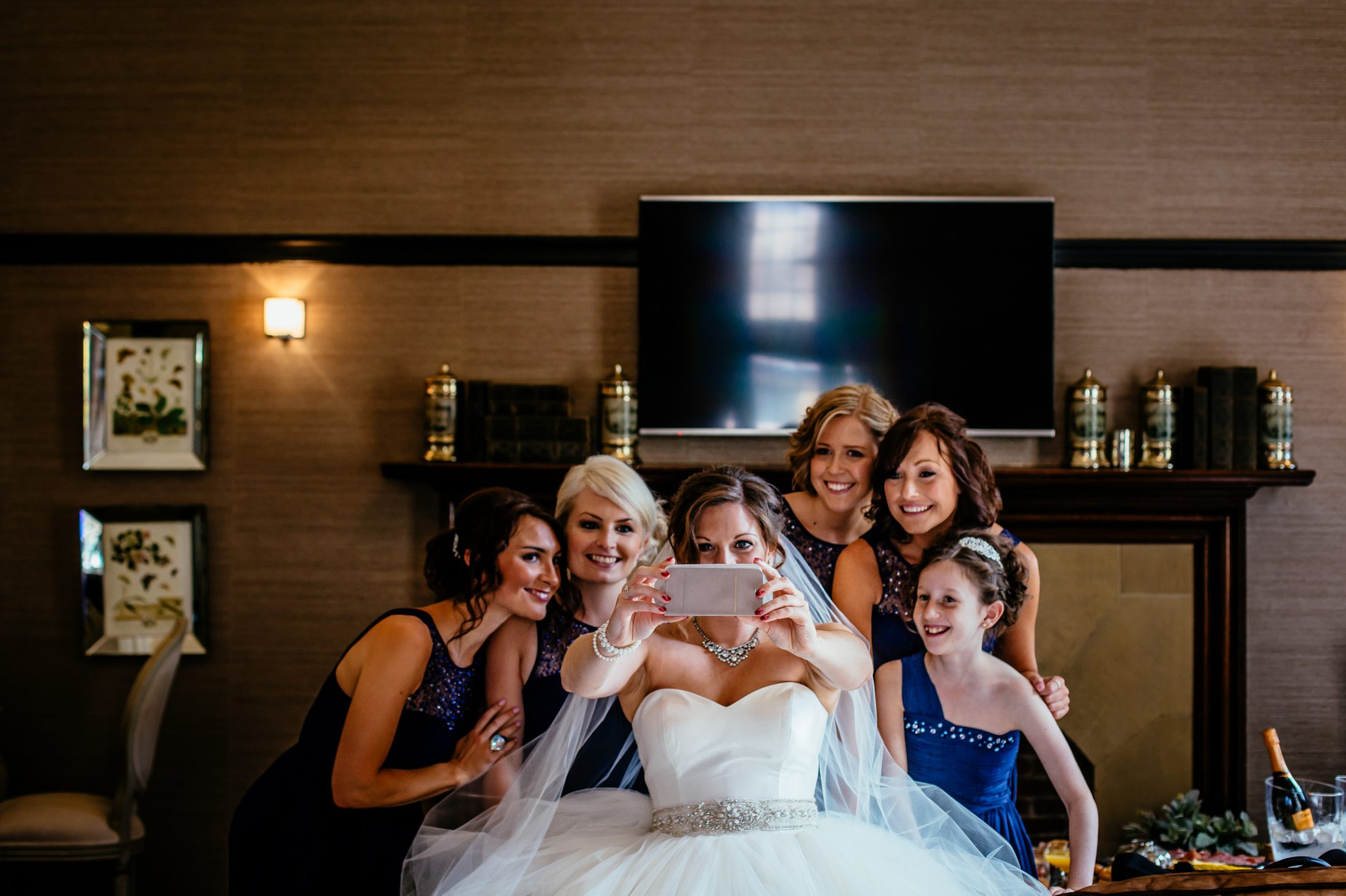 Holly & Mark - Falcon Manor Wedding Photography