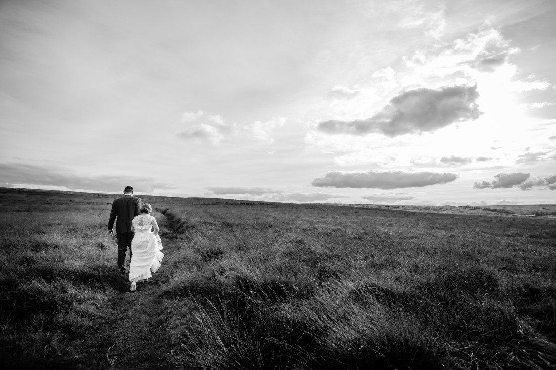 Kim & Mathew - Crow Hill Wedding