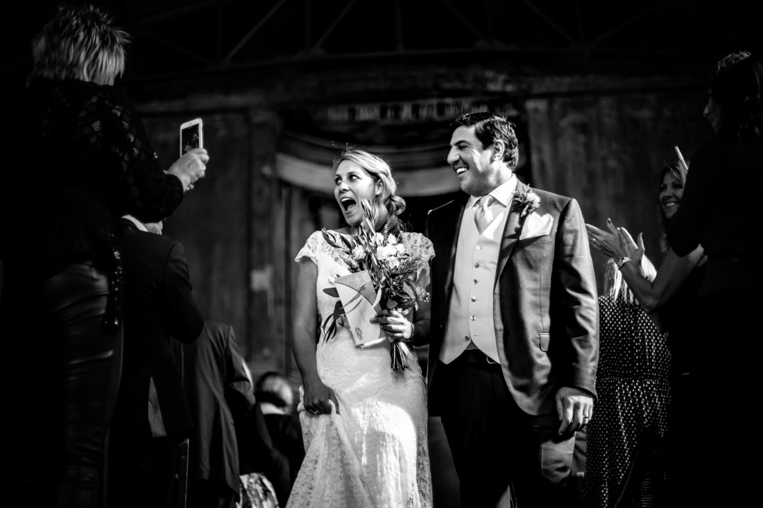 Lucy & Richard - St John Wedding London