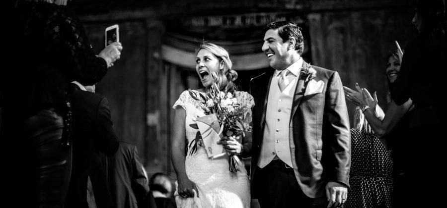 Lucy & Richard - St John Wedding London