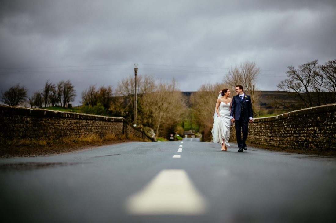 Julia & Simon - Yorebridge House Wedding