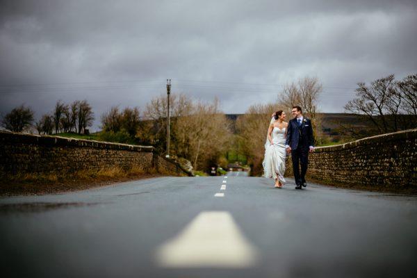 Julia & Simon - Yorebridge House Wedding