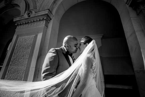Naomi & Mark - Langham Hotel Wedding