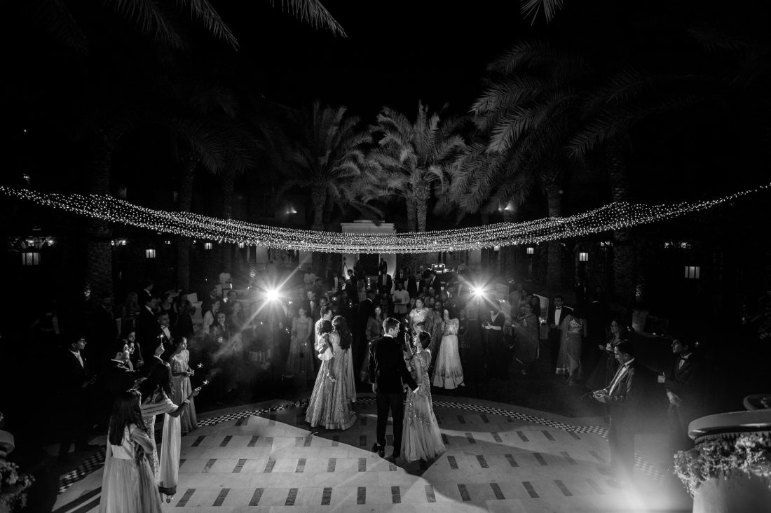 Amy & Adam - Park Hyatt Dubai Wedding Photography
