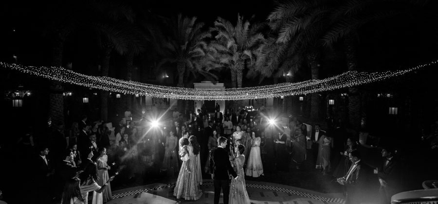 Amy & Adam - Park Hyatt Dubai Wedding Photography