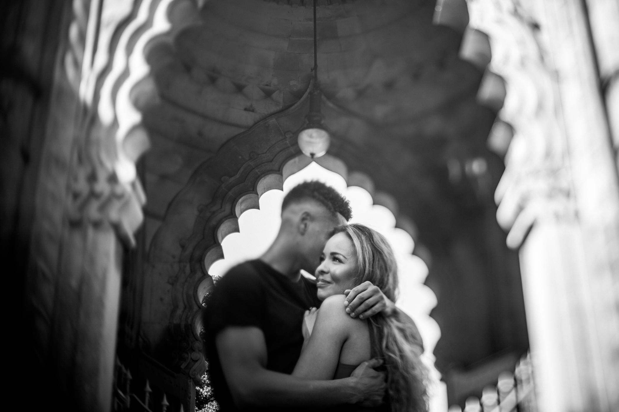 Casey & Anthony - Brighton Engagement Shoot