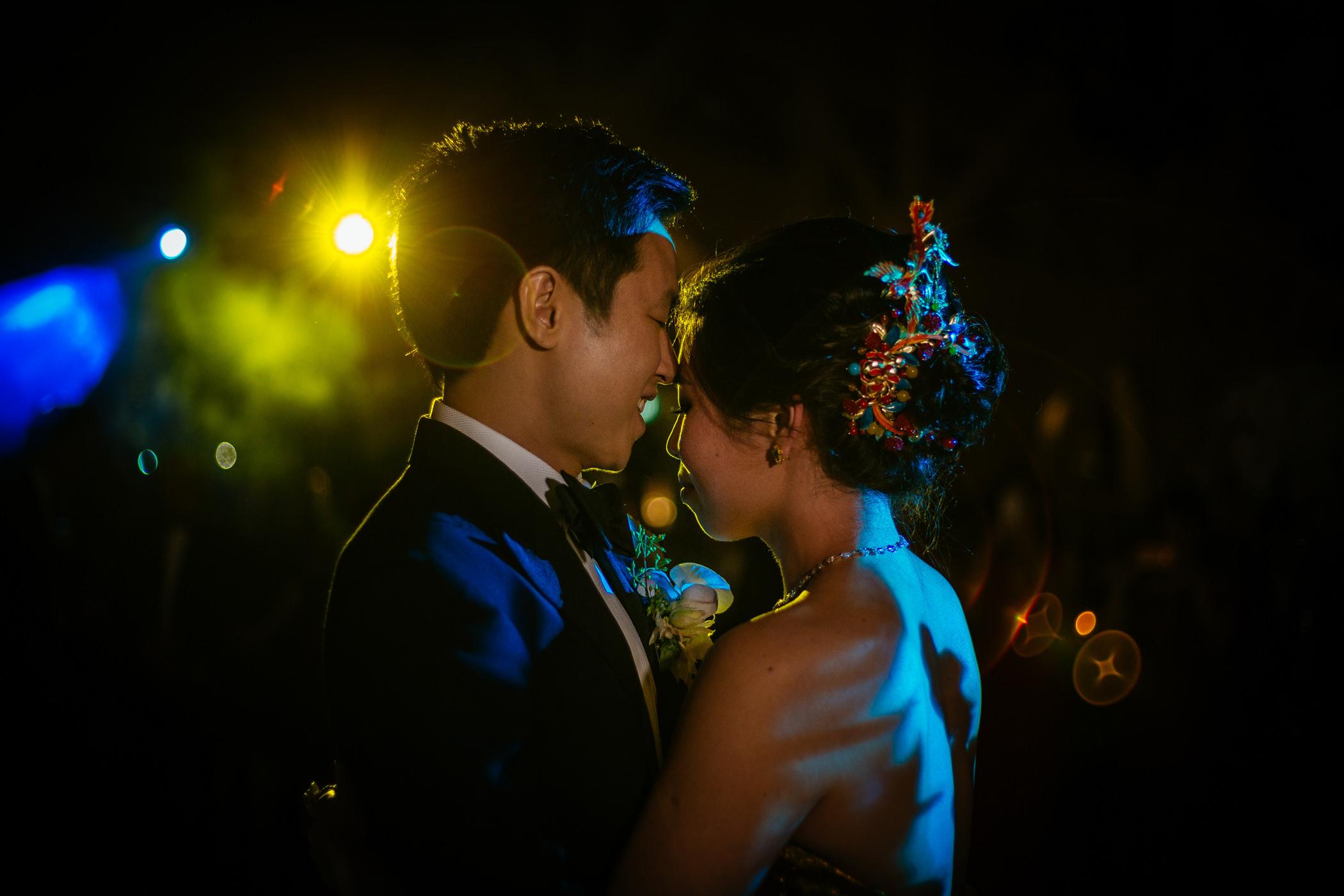 Nikki & Adrian - Singapore Wedding