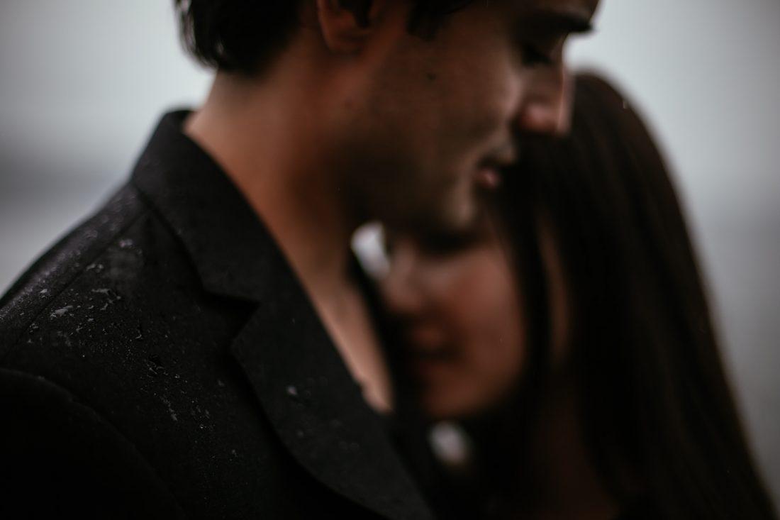 Lily & Khayam - Lake District Engagement Shoot