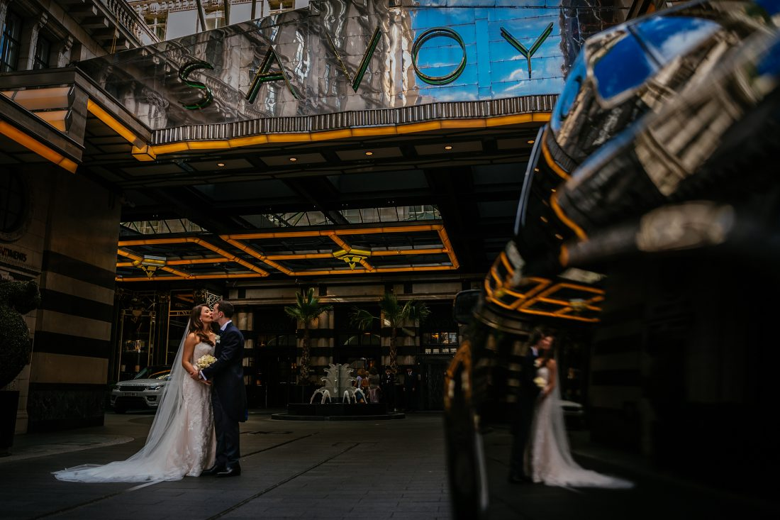 Laura & Henry - The Savoy Hotel Wedding London