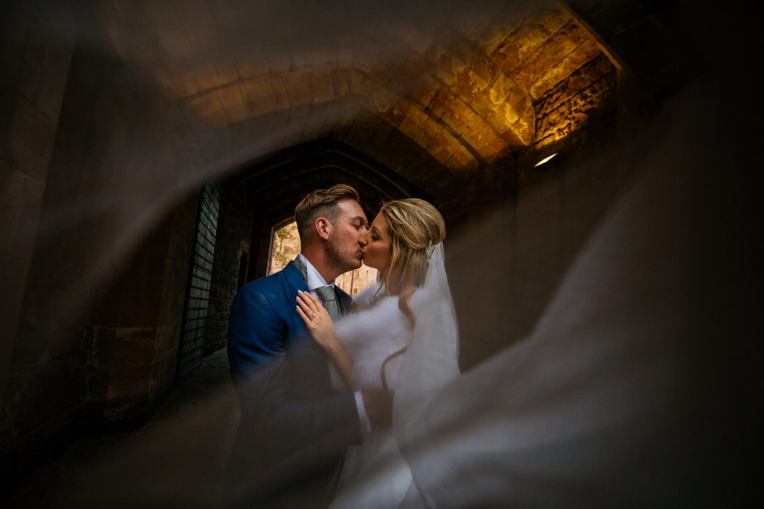 Charlotte & Ric - Peckforton Castle Wedding
