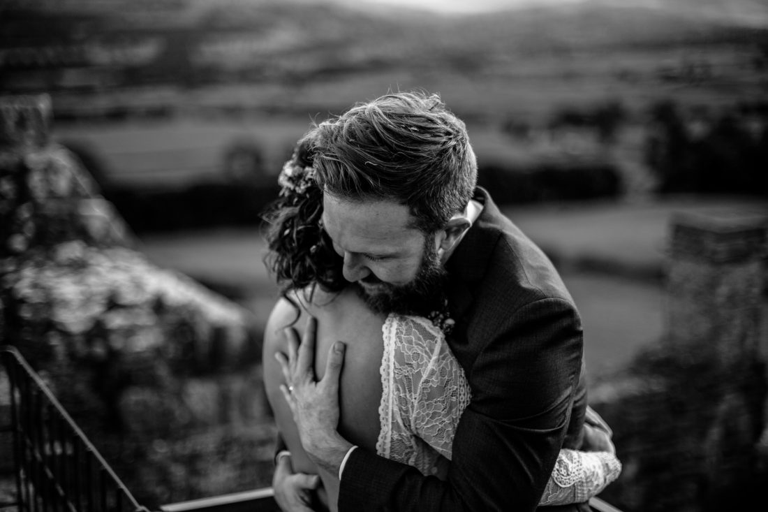 Jo & Sam - Bolton Castle Wedding Photography