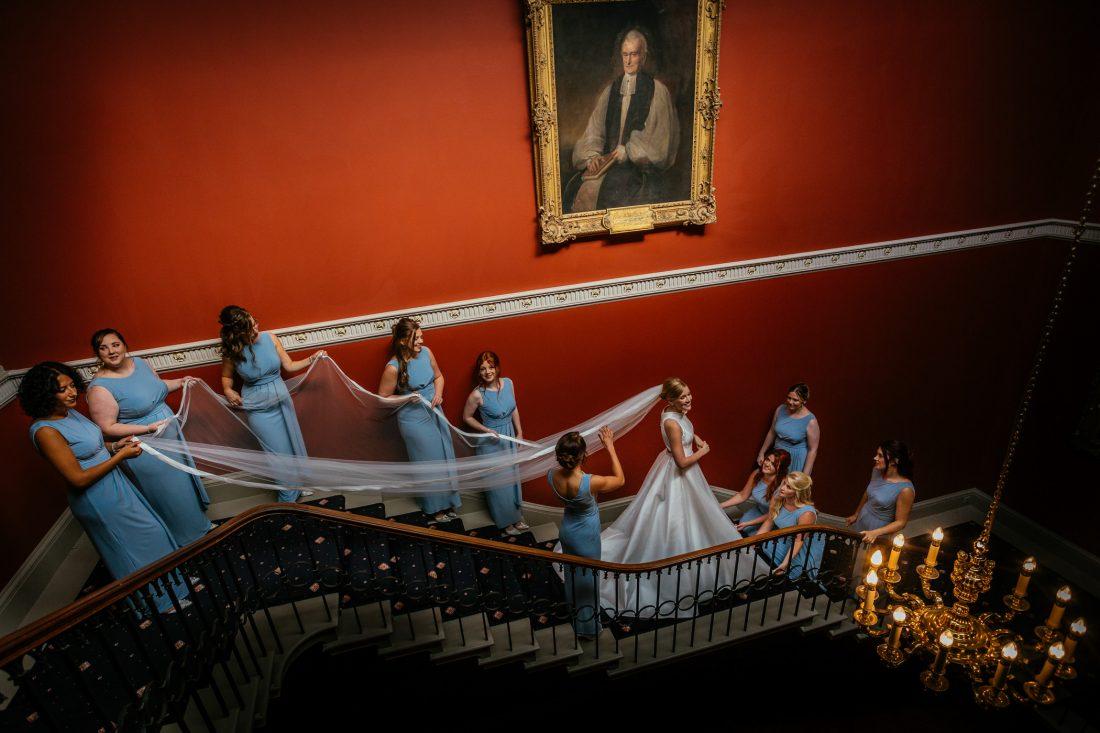 Victoria & James - Rise Hall Wedding Photography