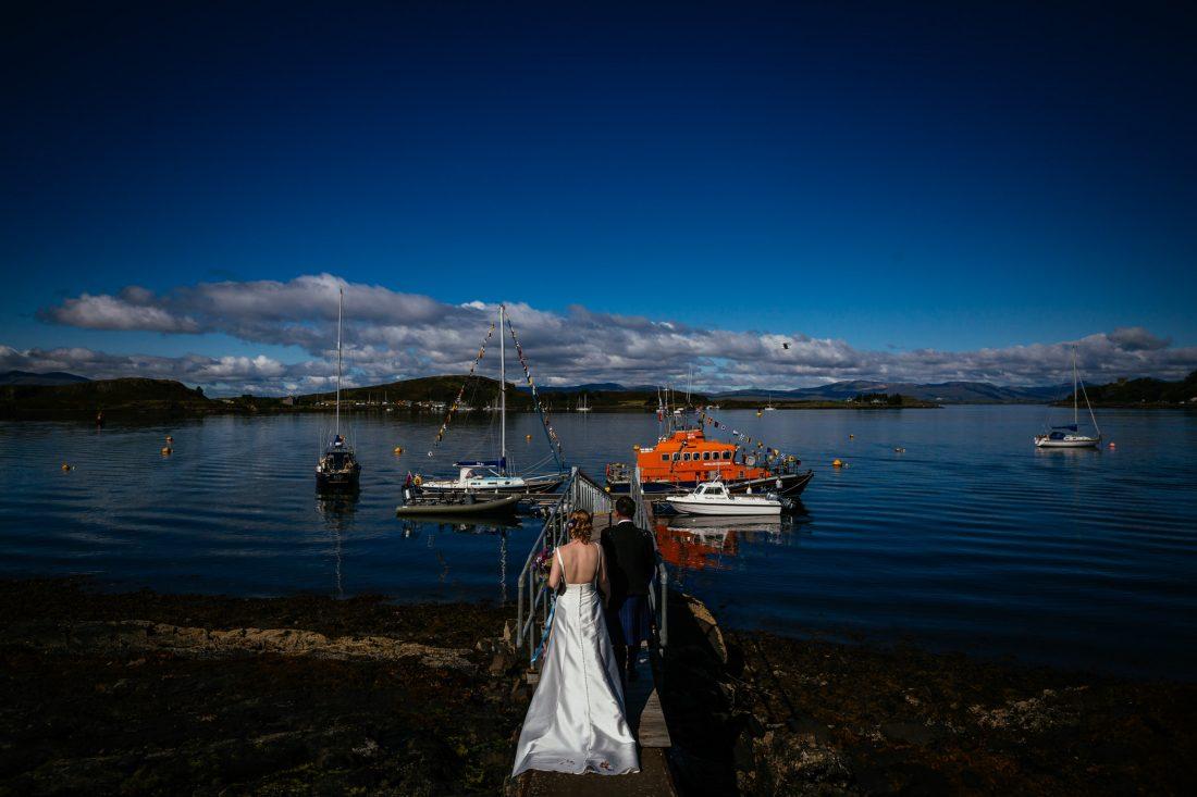 Leonie & Andrew - Scotland Wedding Photography