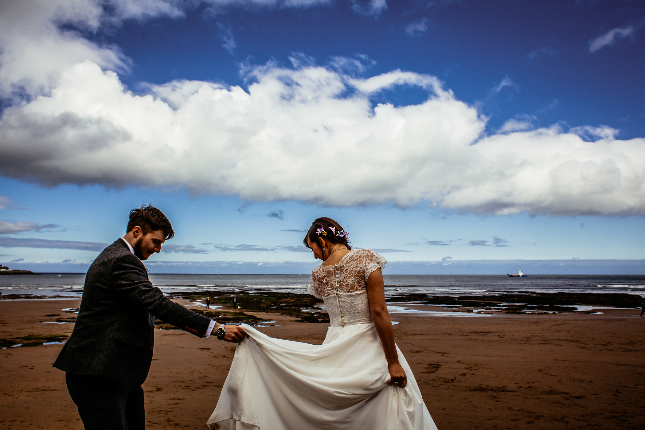 sansom photography beach wedding photography charlotte & mike-111-2