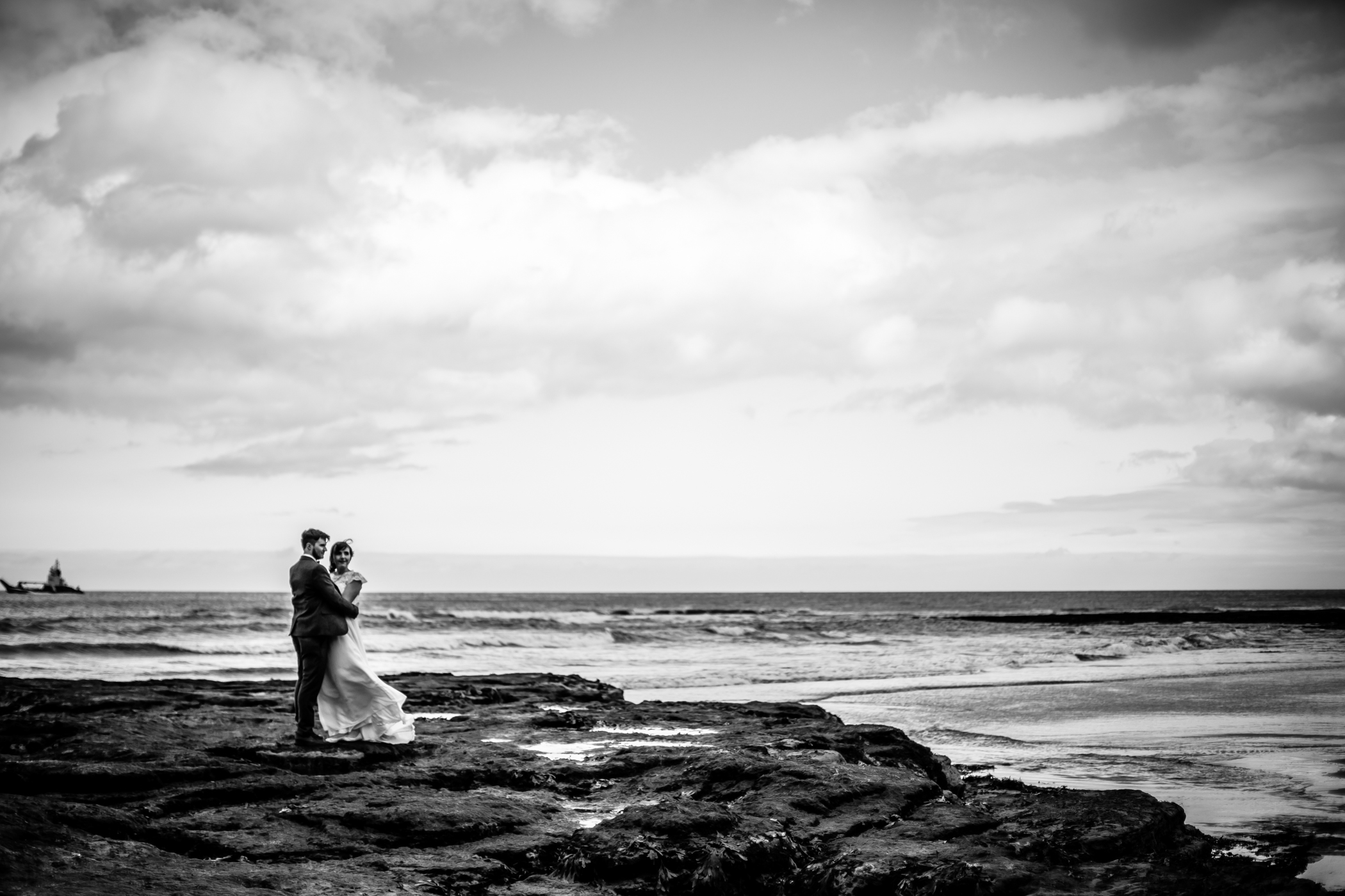 sansom photography beach wedding photography charlotte & mike-28