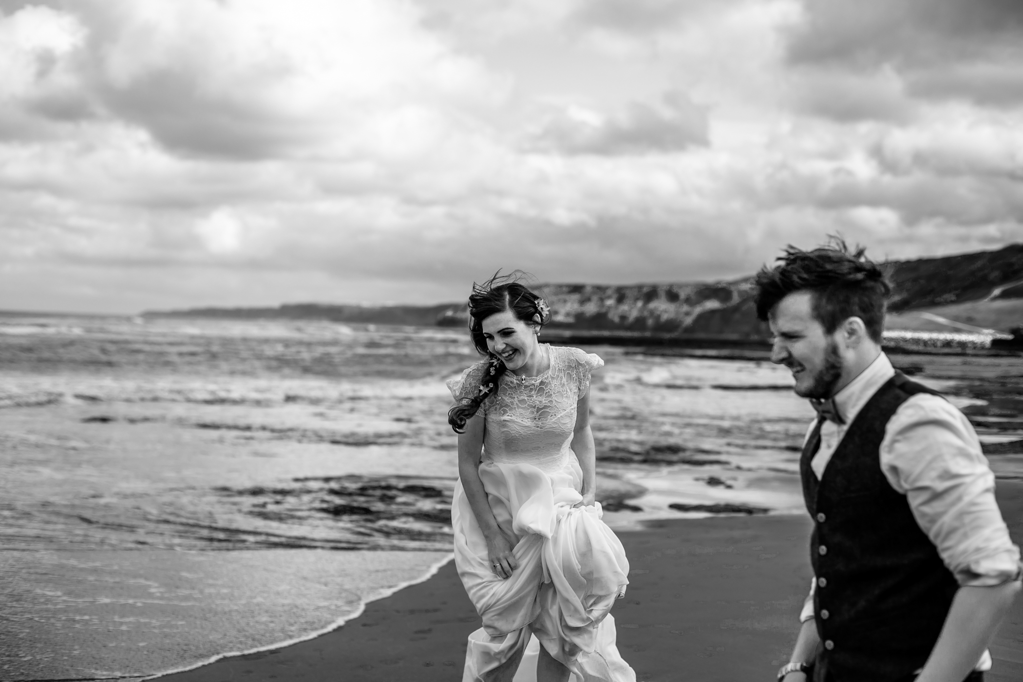 sansom photography beach wedding photography charlotte & mike-33