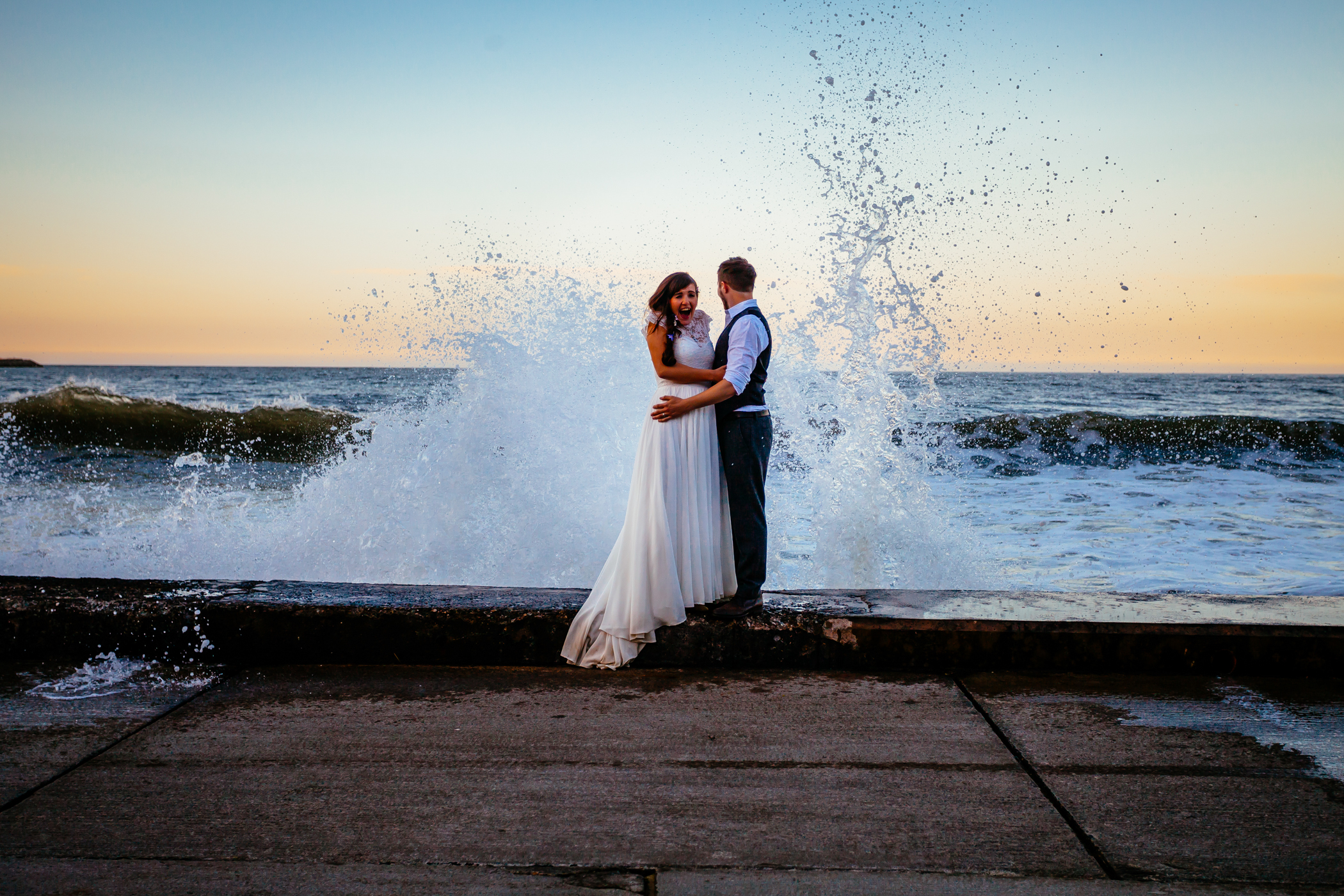 sansom photography beach wedding photography charlotte & mike-68