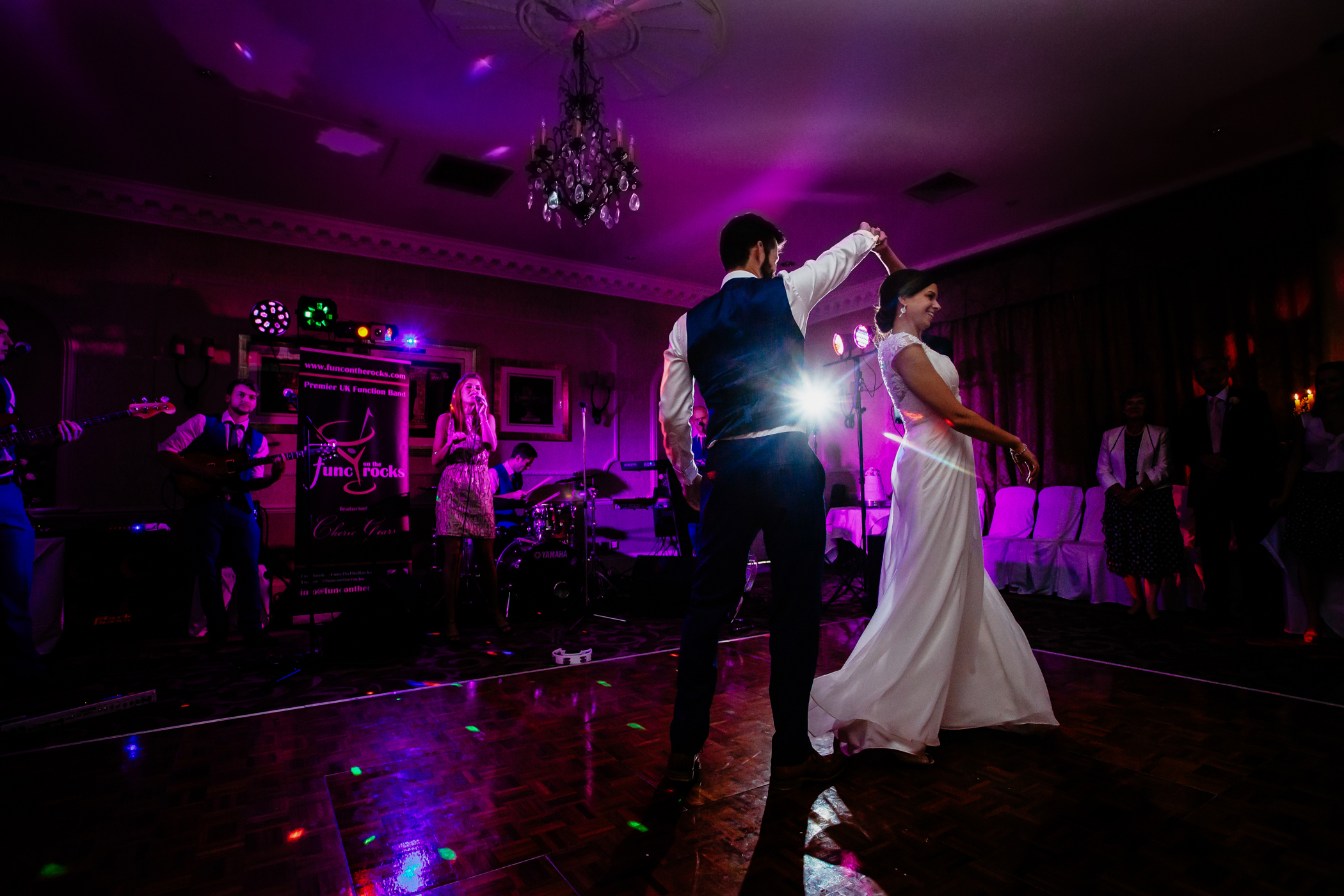 Anne & Chris - Sansom Photography wood hall wedding-1
