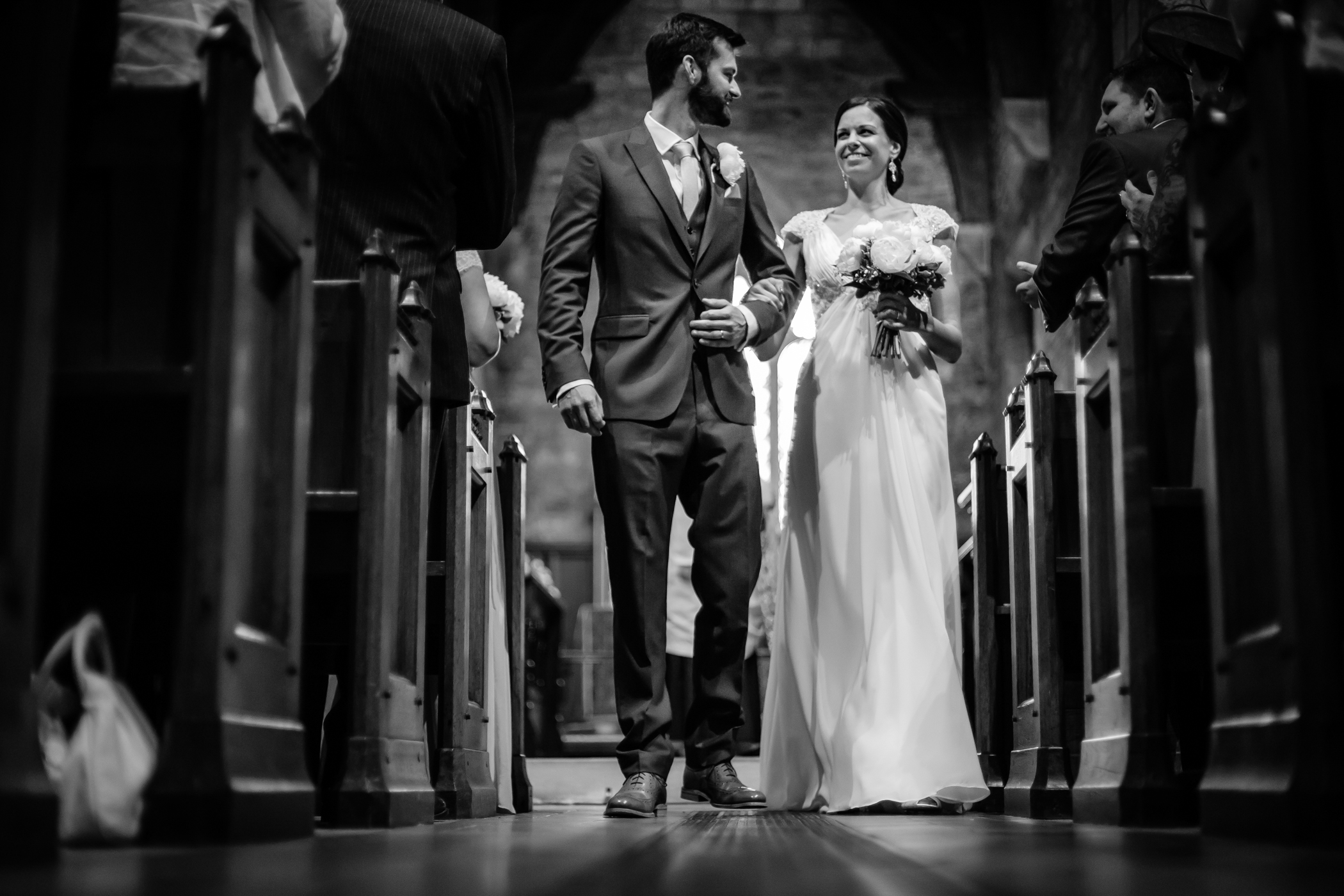 Anne & Chris - Sansom Photography wood hall wedding-34
