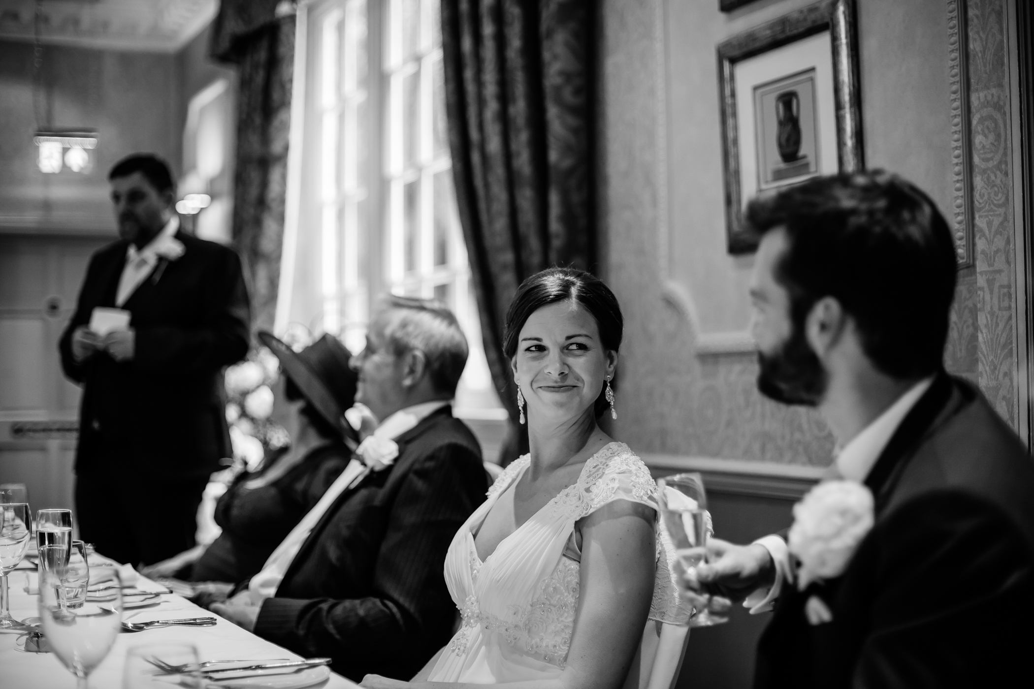 Anne & Chris - Sansom Photography wood hall wedding-4