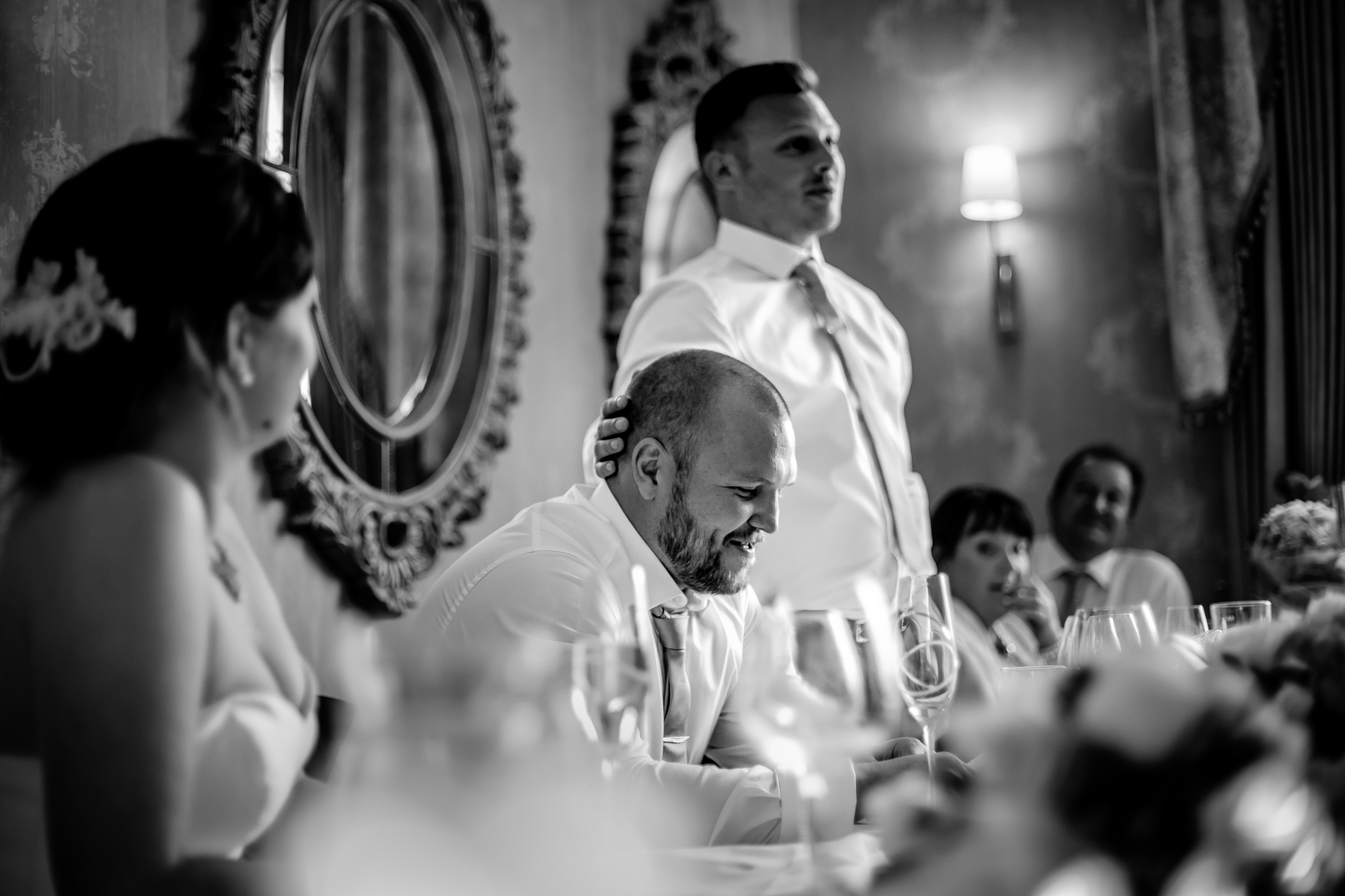 Holly & Mark - Falcon Manor wedding photography Sansom Photography-46