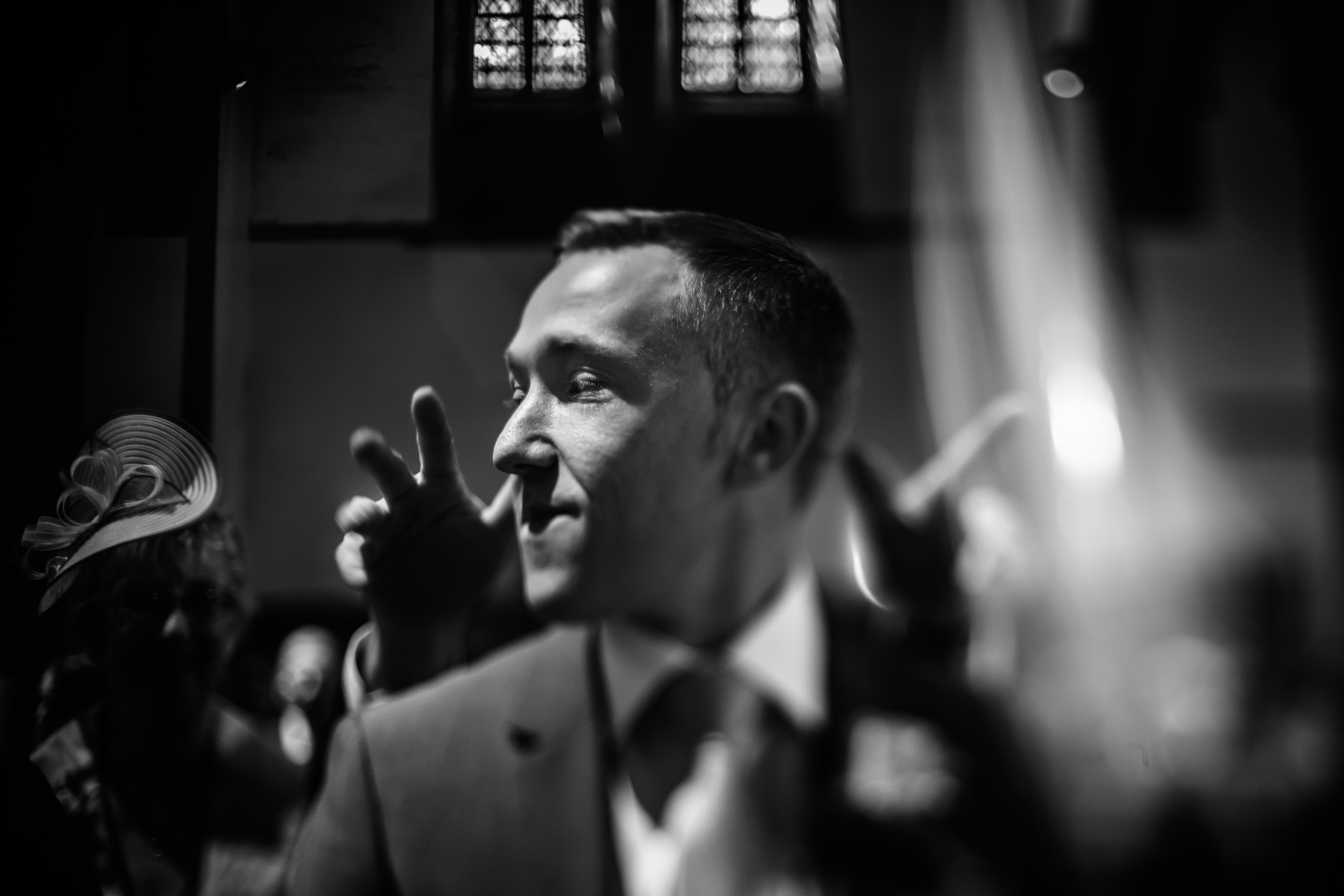 Lisa & Neil - Sansom Photography Harewood House Yorkshire Wedding Photography-17