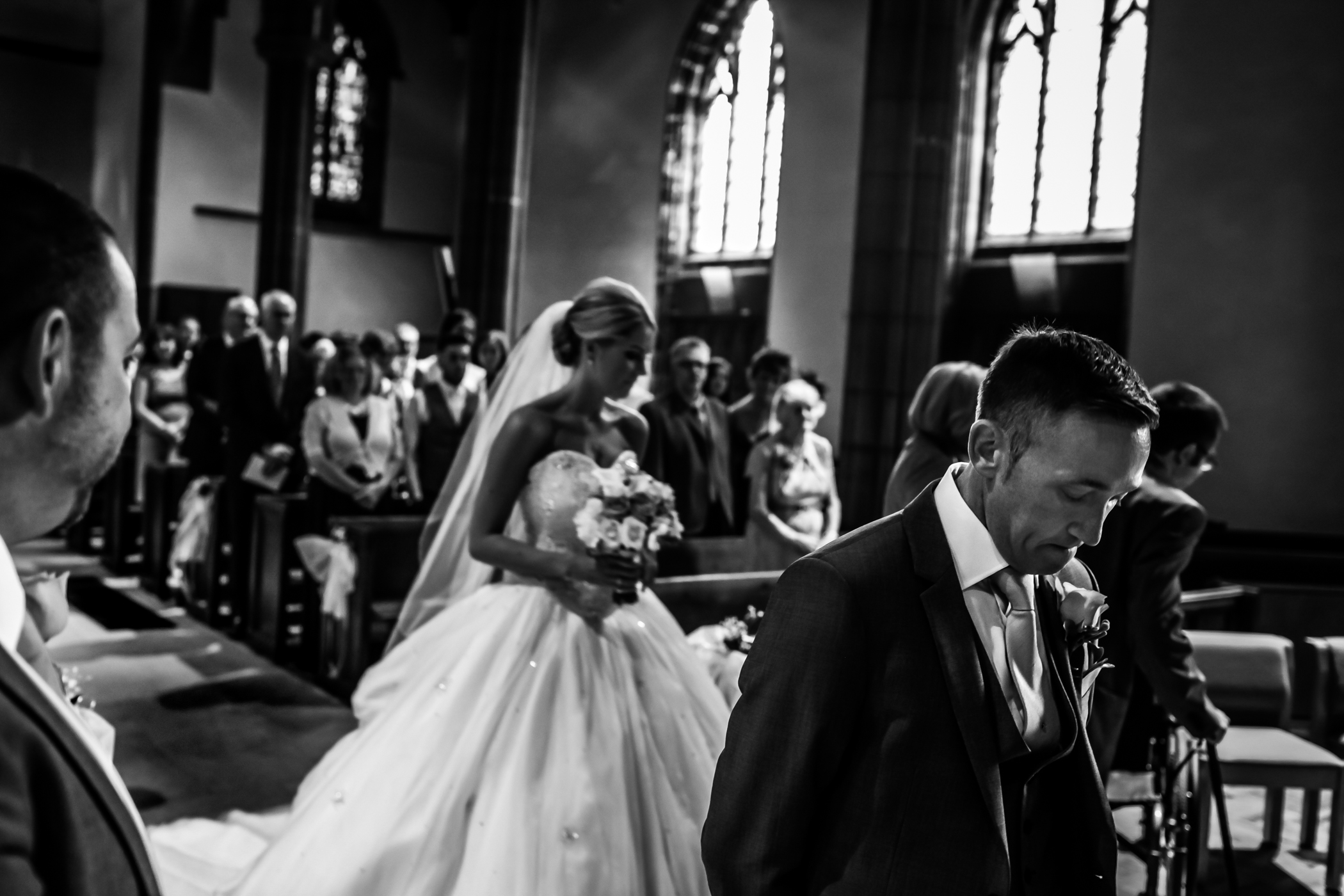 Lisa & Neil - Sansom Photography Harewood House Yorkshire Wedding Photography-19