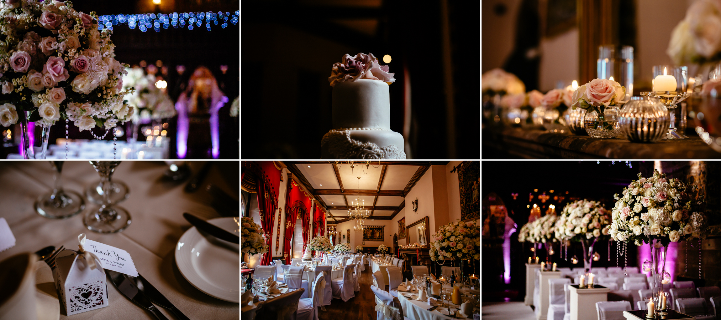 Sonia & Vincent - Sansom Photography Peckforton Castle Wedding Photography-111