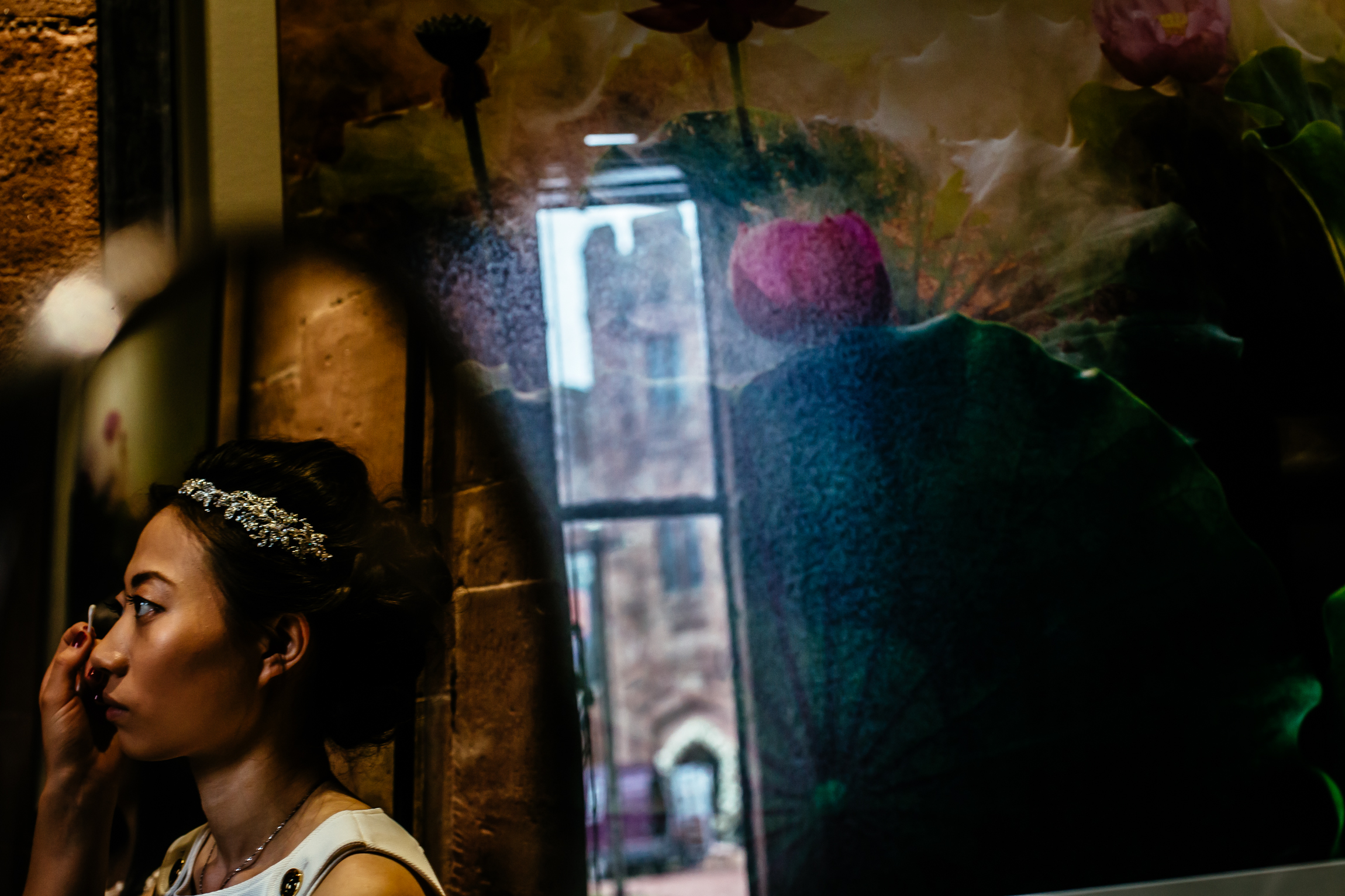 Sonia & Vincent - Sansom Photography Peckforton Castle Wedding Photography-13