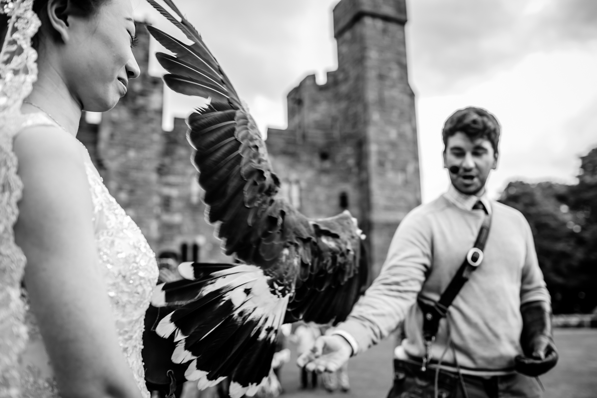 Sonia & Vincent - Sansom Photography Peckforton Castle Wedding Photography-49