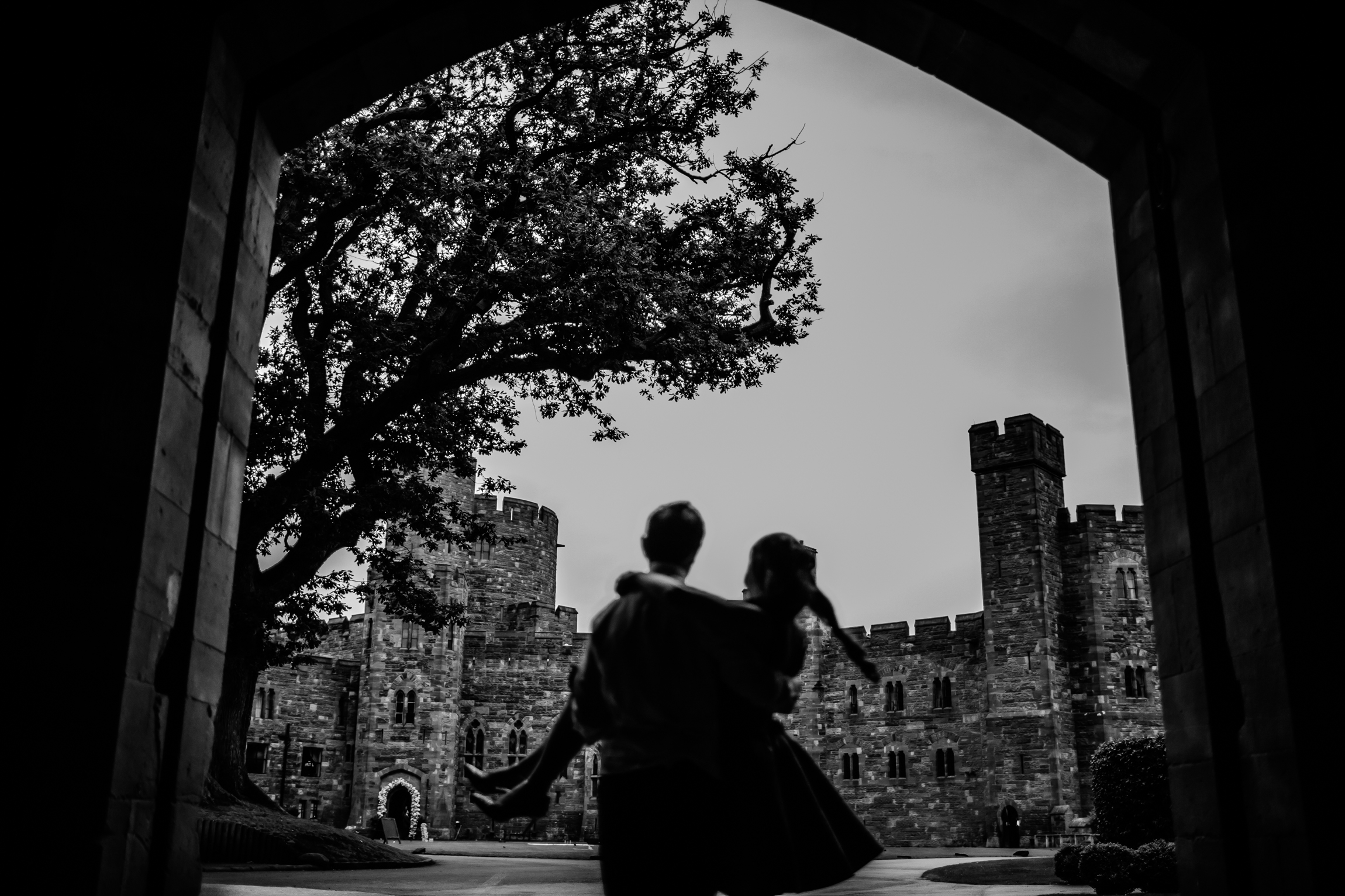 Sonia & Vincent - Sansom Photography Peckforton Castle Wedding Photography-56