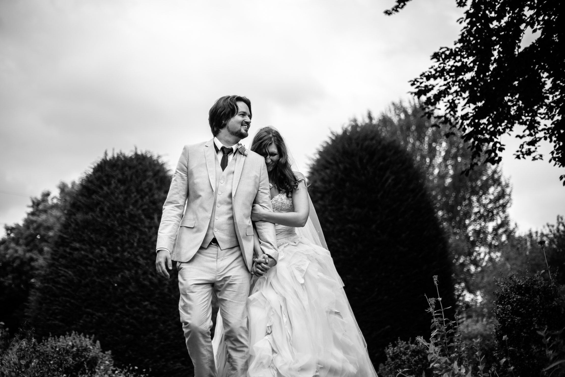 Bex & Dom - Sansom Photography Oakwell Hall Wedding Photography-16