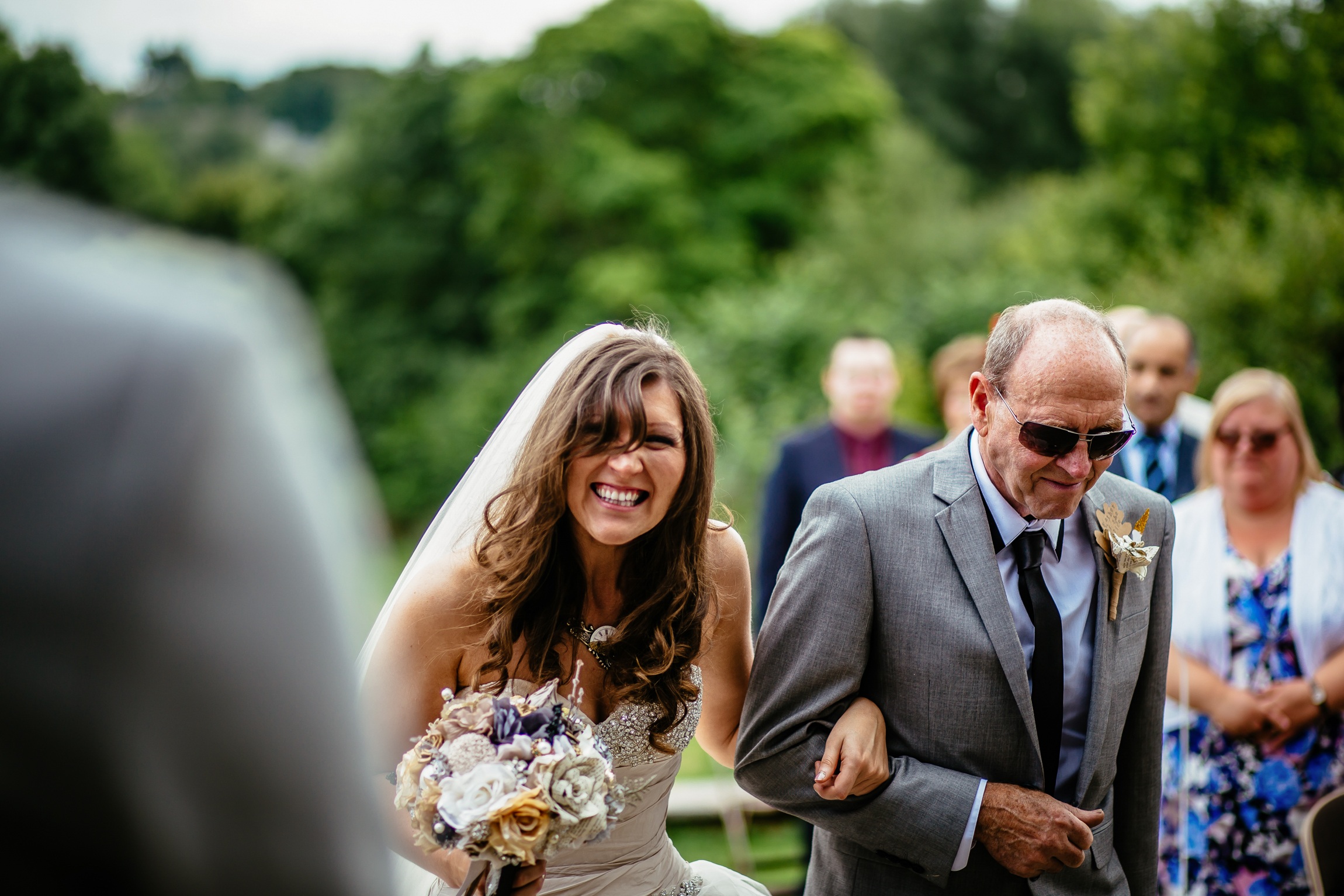 Bex & Dom - Sansom Photography Oakwell Hall Wedding Photography-58