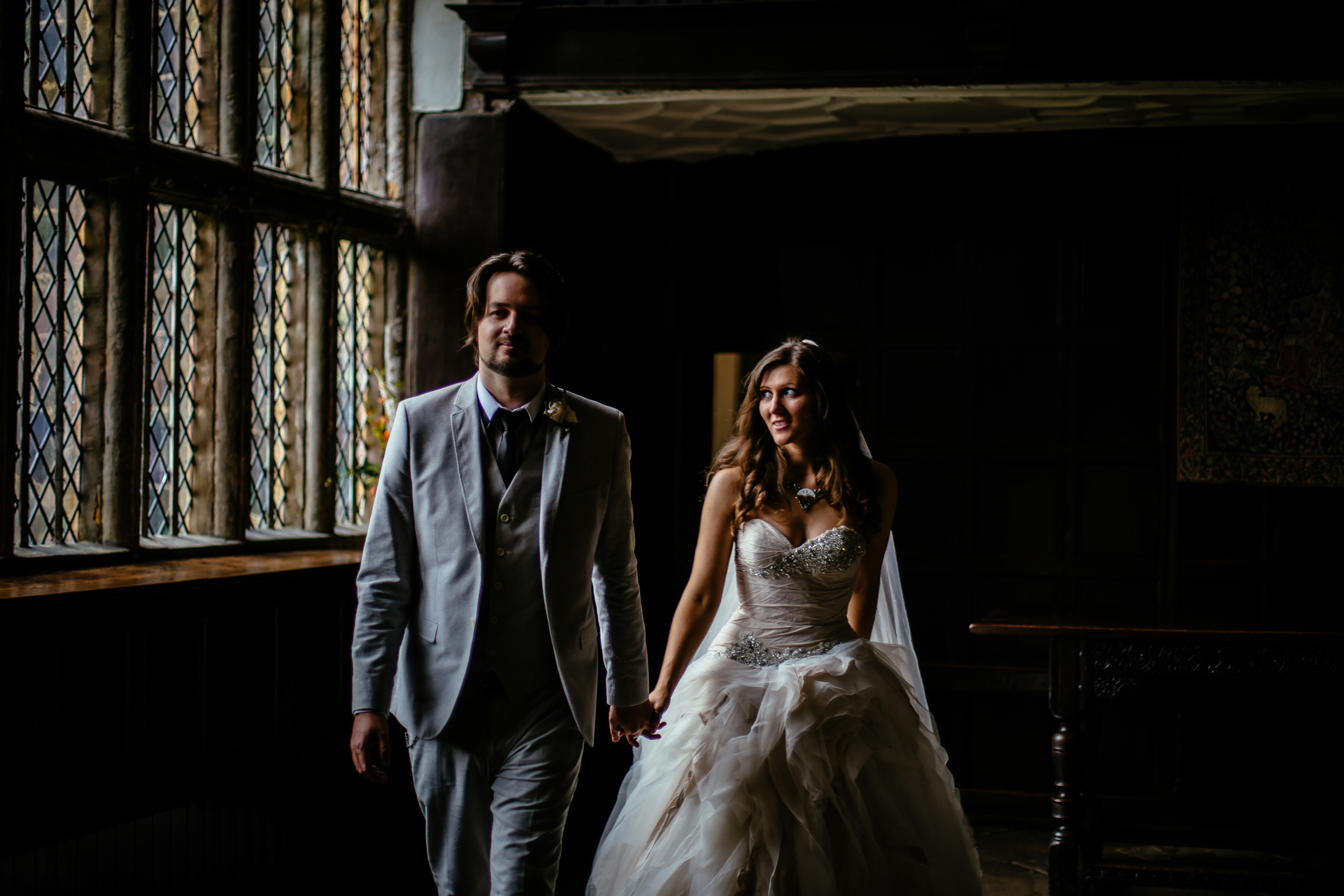 Bex & Dom - Sansom Photography Oakwell Hall Wedding Photography-64