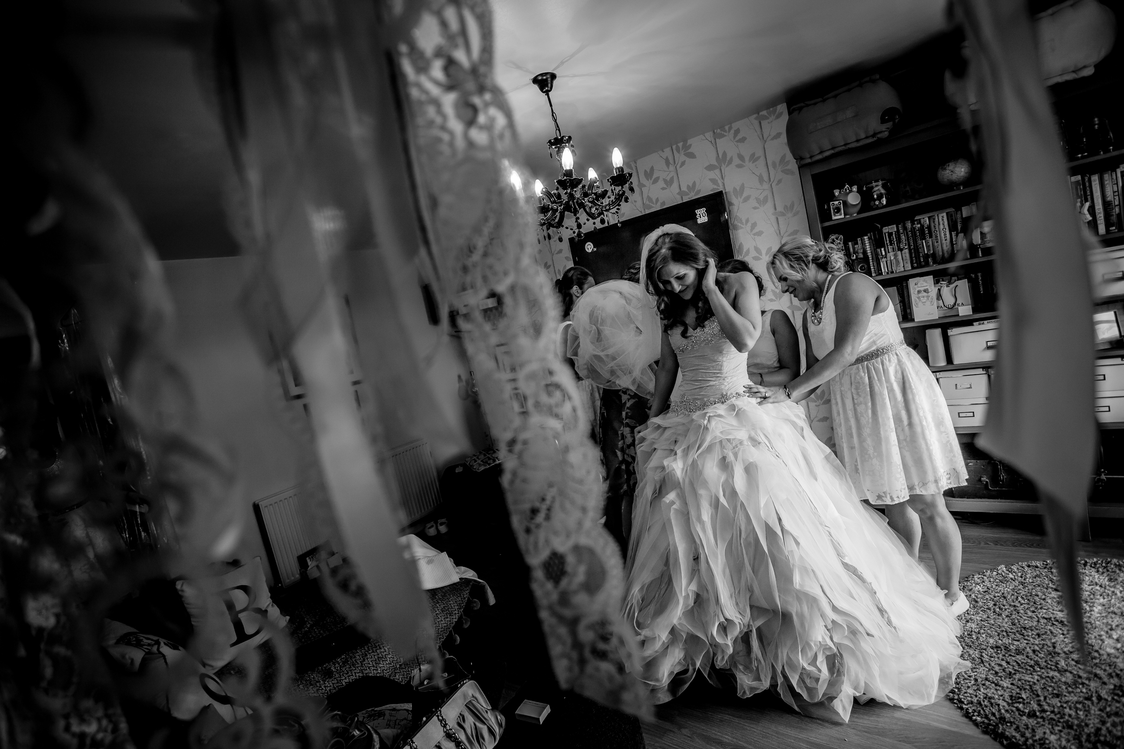 Bex & Dom - Sansom Photography Oakwell Hall Wedding Photography-65