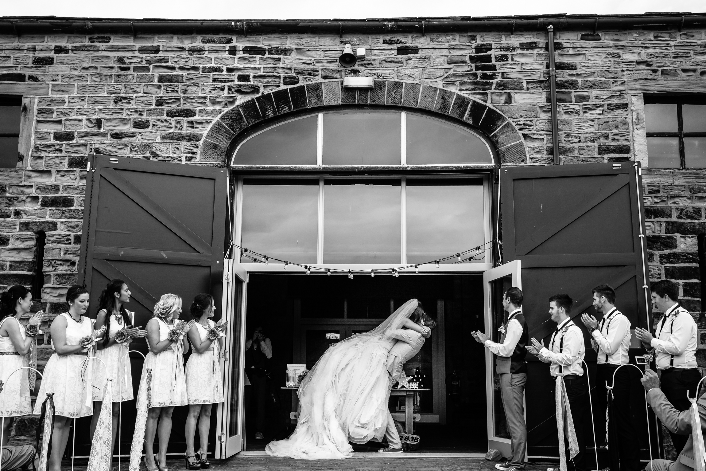Bex & Dom - Sansom Photography Oakwell Hall Wedding Photography-8